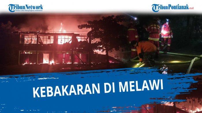 KRONOLOGI Ibu dan Tiga Anak Tewas Terpanggang di Kalbar, Identitas dan Data Lengkap Korban Kebakaran