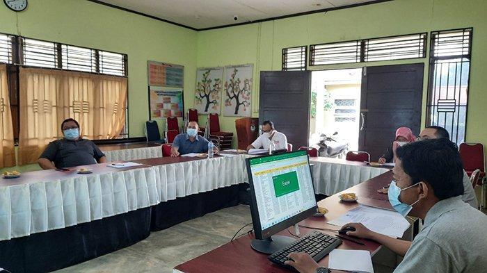 KPU Sanggau Tetapkan 337.653 DPB Periode Juli 2021