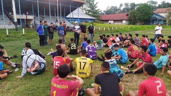 Hadapi Liga Tiga Asprov Kalbar, Askab PSSI Sanggau Gelar Seleksi Pemain