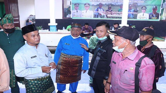 Ketua DPRD Sambas  Ajak Lakukan Regenerasi Petani