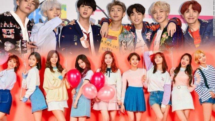 9 Salam Perkenalan Grup K-Pop yang Paling Unik & Menarik, BTS hingga TWICE