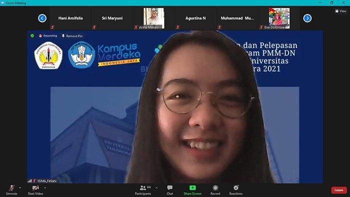 Dua Mahasiswa Untan Lolos Program Pertukaran Mahasiswa Merdeka