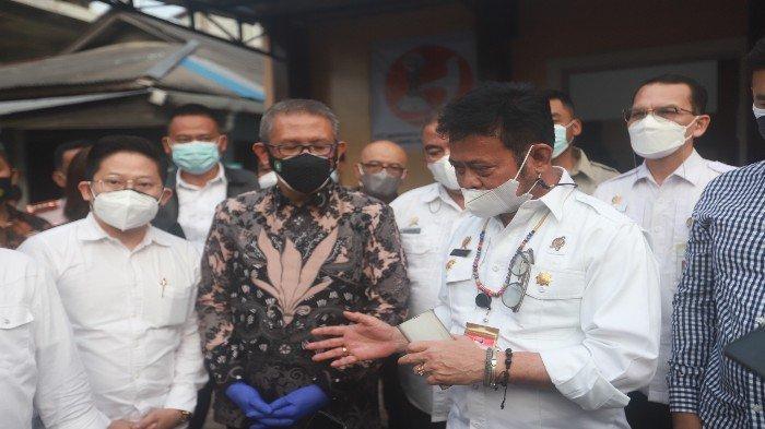 Tinjau Pencucian Sarang Walet di Pontianak, Menteri Pertanian RI : Kita Harap Ini Bisa Maksimal
