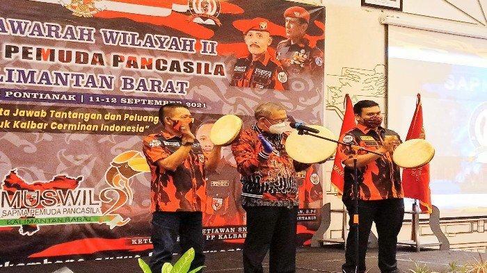 SAPMA PP Kalbar Gelar MUSWIL ke-II Sekaligus Seminar Nasional Vaksin untuk Keselamatan Indonesia