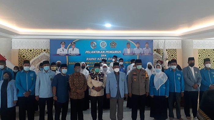 Junaidi: BKPRMI Siap Mendukung Program Pemerintah Daerah dalam Membina Generasi Muda Berbasis Masjid
