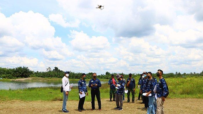 Lanud Supadio Bersama Spotdirga dan FASI Gelar Basic Remote Pilot