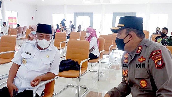 Muhammad Pagi Yakin Kabupaten Mempawah Bisa Kembali ke Status Zona Hijau Penyebaran Covid-19