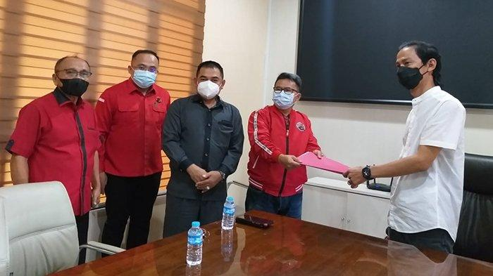 Hoaks Megawati Dikabarkan Meninggal, Pengurus PDI Perjuangan Se Kalbar Buat Laporan Polisi