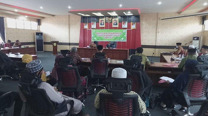 Persiapan MTQ XXIX, LPTQ Sanggau Gelar Orientasi Dewan Hakim