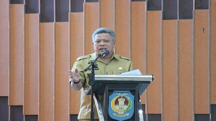 Kubu Raya Terima PSU Umum dari Kementrian PUPR