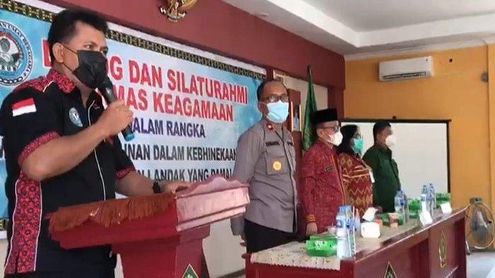 FKUB Bersama Ormas Keagamaan di Landak Siap Menjaga Kerukunan Umat Beragama