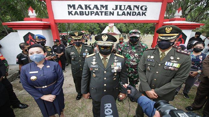 Kalbar Kehilangan 2 Prajurit TNI, Bupati Karolin : Keamanan Itu Adalah Sesuatu Yang Mahal