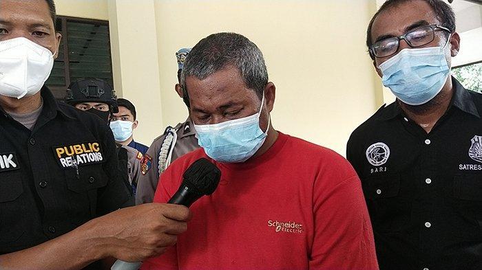 Takut Dicerai Istri, Gembong Narkoba Saleh Kurap Nekat Kabur Dari Penjara