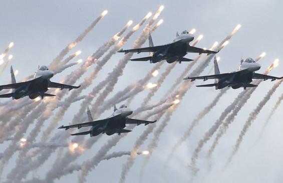180 Pesawat Tempur Canggih AU