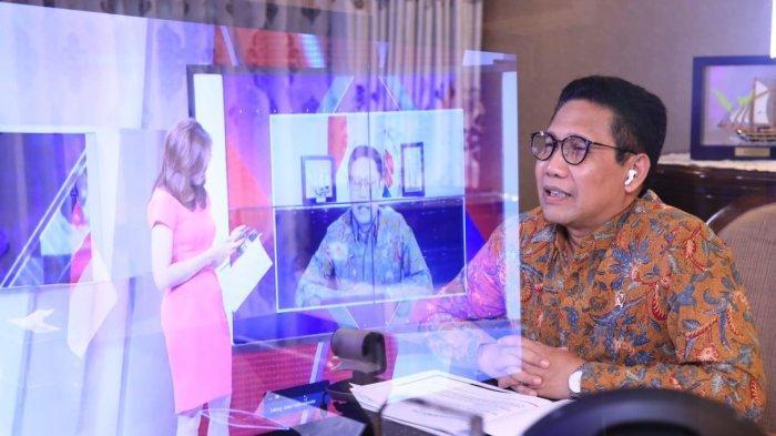 Menteri Abdul Halim Iskandar Yakin Desa Sanggup jadi Penyanggah Ekonomi Perkotaan