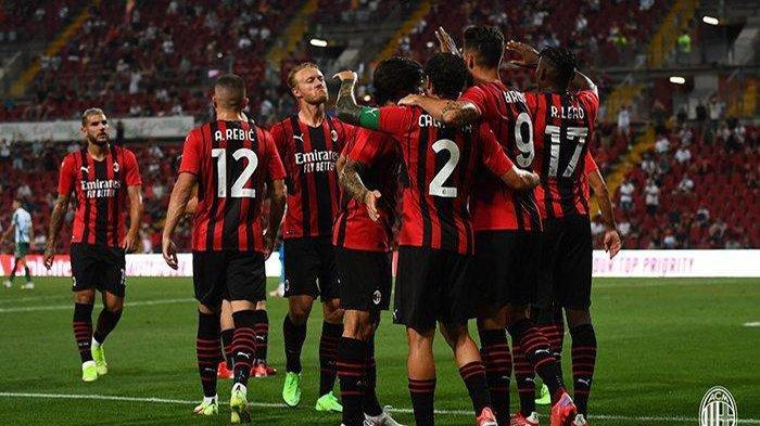 Live Hasil AC Milan vs Lazio, Kemenangan Bisa Kudeta Napoli Dari Puncak Klasemen Liga Italia