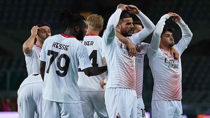 LIVE SKOR AC Milan Kontra Cagliari dan Update Klasemen Liga Italia Penentu Jatah Liga Champions