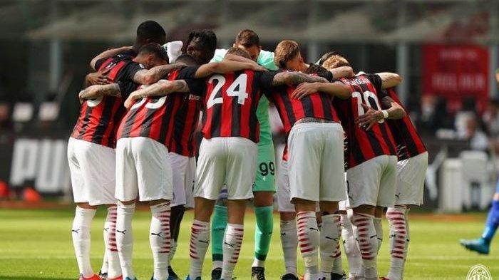 AC Milan Terkini - Capolista Direbut Inter hingga Lepas Zona Liga Champions di Klasemen Liga Italia
