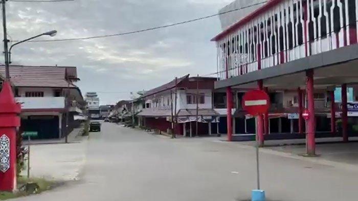 BREAKING NEWS - Acara Adat Balala' Cegah Corona di Landak Sukses, Lihatlah Potret Kota Intan Hening - acara-adat-balala-atau-bapantang-1.jpg