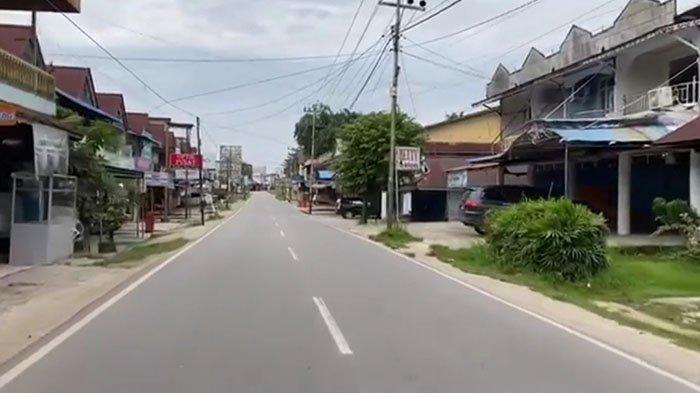 BREAKING NEWS - Acara Adat Balala' Cegah Corona di Landak Sukses, Lihatlah Potret Kota Intan Hening - acara-adat-balala-atau-bapantang-4.jpg