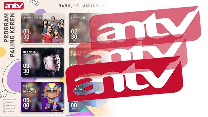 LIVE Streaming ANTV Nonton Tv Online ANTV Hari Ini Senin 25 Januari 2021 | Sinopsis Kulfi ANTV