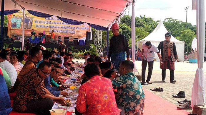Pangdam XII/TPR Terkesan Saprahan di HUT Pemkab Kubu Raya, Nyatakan Siap Bersinergi
