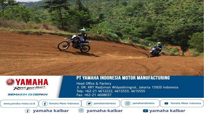 Acara WR 155 R Community Touring bersama WR Owners Indonesia menghadirkan keseruan adventure sekaligus makin melatih skill berkendara