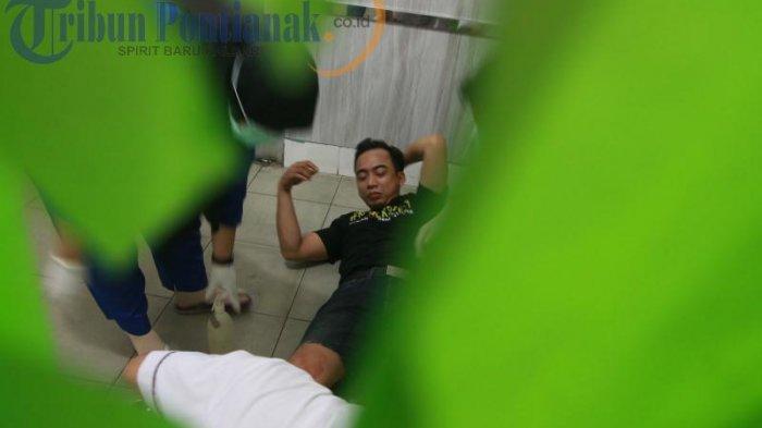 BREAKING NEWS FOTO: Ditembak dengan Timah Panas, AD Dirawat di RS Anton Soedjarwo - ad-satu-tersangka-pelaku_20170502_210559.jpg