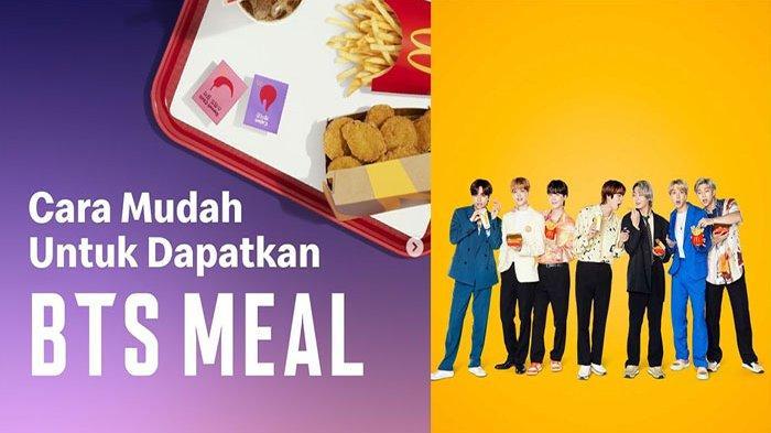 BTS Meal Itu Apa? Berapa Harga BTS Meal? Kolaborasi McDonalds Global dengan BTS
