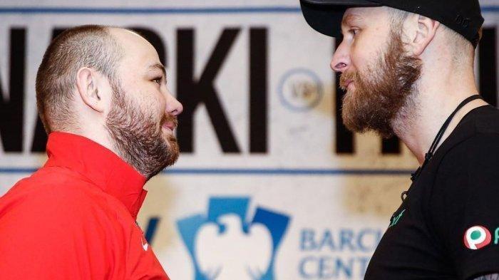 Jadwal Tinju Dunia Minggu (8/3) Live MolaTV: Adam Kownacki vs Robert Helenius
