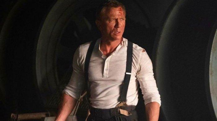 FILM James Bond Terlama,No Time To DieBerdurasi 163 Menit