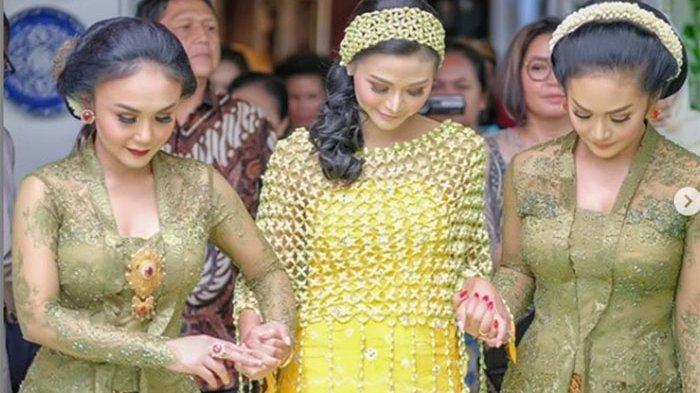 Adik Krisdayanti & Yuni Shara Baru Menikah, Ini Sosok Kartika Sary yang Miliki Bisnis Tak Sembarang