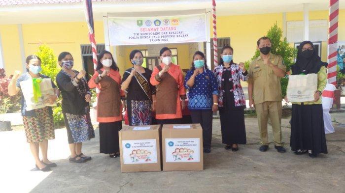 Arita Apolina : Lebih Dari 300 PAUD Sudah Beroperasi di Kabupaten Sanggau