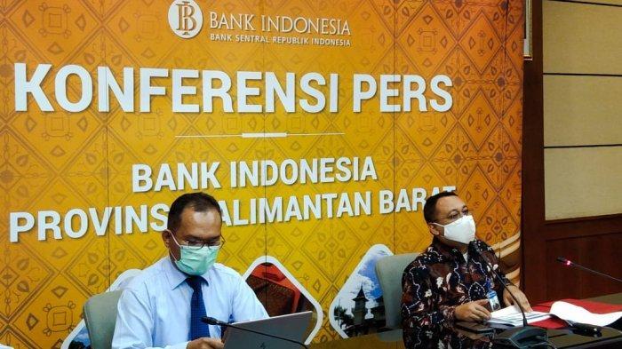 Bank Indonesia Sebut Inflasi Kalbar Sepanjang Tahun Ini Terkendali