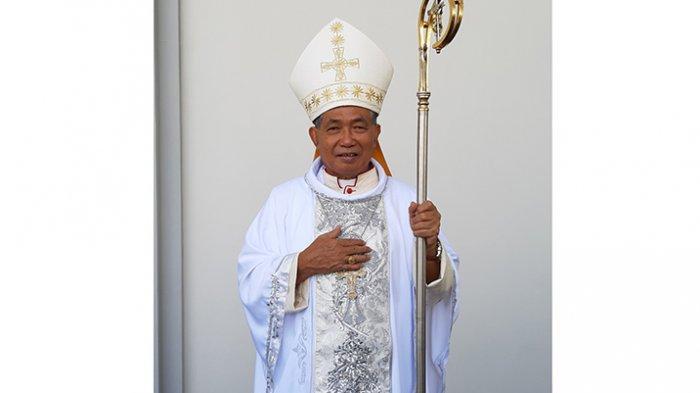 Uskup Agung Pontianak Perpanjang Misa Tanpa Kehadiran Umat hingga 15 Mei 2020