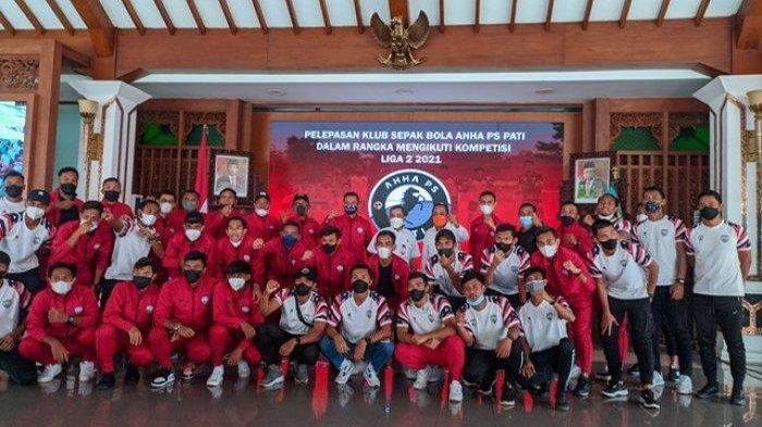 Skuad AHHA PS Pati Jelang Liga 2 Indonesia 2021 Lengkap Jadwal Pertandingan Grup C