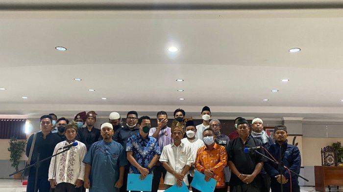 Terkait Penyelesaian Ahmadiyah di Sintang, Ini Pernyataan Sikap Aliansi Umat Kabupaten Sintang