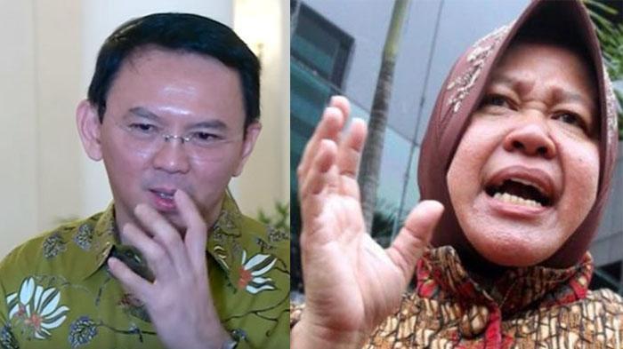HASIL Survei Pilgub DKI Jakarta: Anies Juara, Elektabilitas Risma Mengancam, Masih Banyak Pilih Ahok