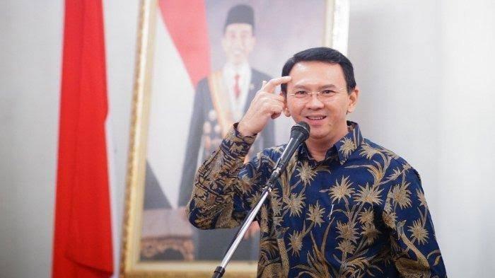 Ahok Sampaikan Keprihatinan Musibah Banjir Jakarta, Basuki Tjahaja Purnama : 'Turut Berduka Cita'