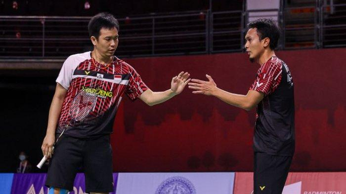 LIVE Score Semifinal Badminton World Tour Finals Hari Ini Live TVRI