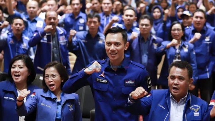 Koalisi Indonesia Adil Makmur Bubar, AHY Ucap Terimakasih ke Prabowo, Sandiaga & Sahabat Koalisi 02