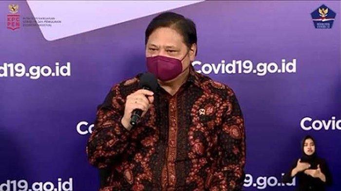 Airlangga Hartarto Pastikan Penanganan Covid-19 di Indonesia Lebih Baik Daripada Global