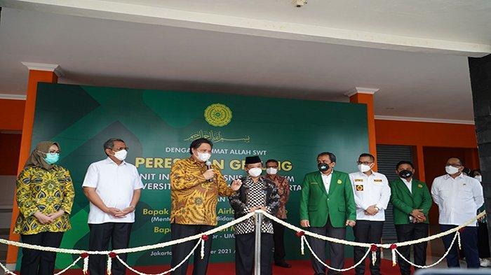Universitas Muhammadiyah Jakarta Diharapkan Cetak Wirausahawan dan Bantu Pemerintah Pulihkan Ekonomi