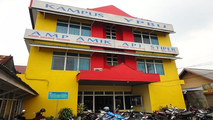Sejarah Akademi Perpajakan Panca Bhakti Pontianak (UPB), Telah Luluskan 606 Mahasiswa