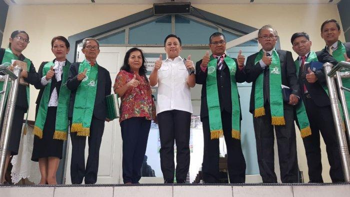 Kapolresta Pontianak Lakukan Safari Kamtibmas ke Gereja GPIB Siloam