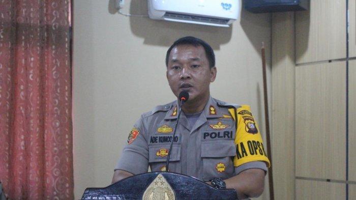 Pasca Ledakan di Medan, Kapolres Landak: Tingkatkan Kesiapsiagaan dan Kewaspadaan