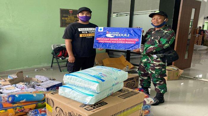 XL Axiata Salurkan Bantuan Bagi Korban Bencana dan Buka Layanan Gratis