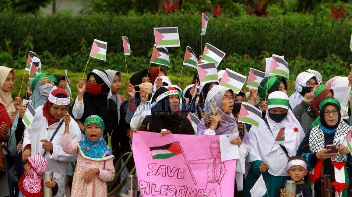 Dunia Bersatu Bela Palestina