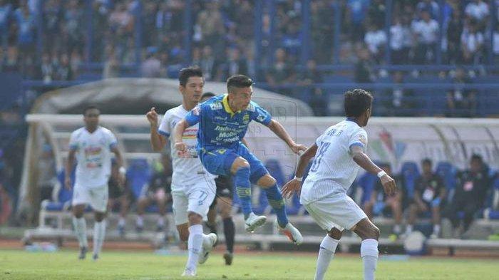 Live Hasil Arema FC vs Persib Bandung, Tak Terpengaruh Memori Lama