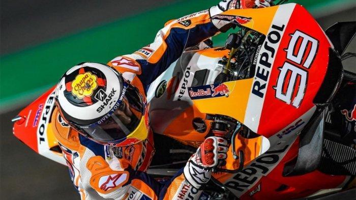 Lorenzo 'Curhat', Motor Honda RC213V di MotoGP Katanya Hanya Dirancang Bagi Marquez